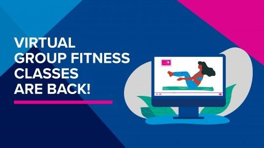 Aquamoves Virtual Group Fitness Classes