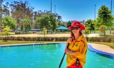 Aquamoves 50m Pool opens early!