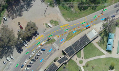 Changed Traffic Management Conditions - Car Park works