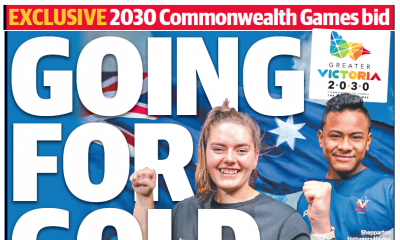 Shepparton Bids for the Commonwealth Games
