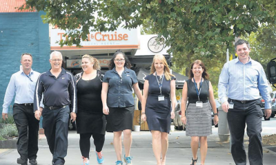 Walking their way to better health
