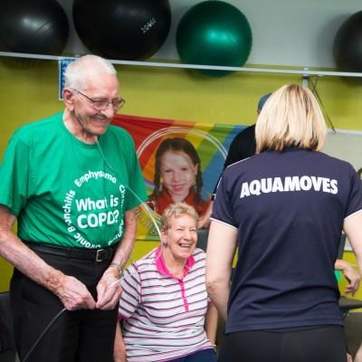 World COPD Day - Aquamoves 15 November 2017 66