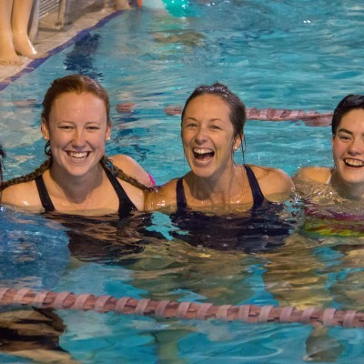 Candice Tierney, Ashleigh Dunning, Lauren Kendall and Hayley Hogan.