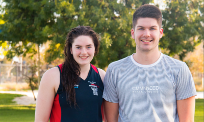 Swimming Championships a great success