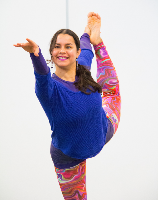 Experience Flow Yoga with Jess each Thursday at 7.30pm here at Aquamoves.