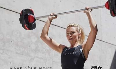 Les Mills GRIT SERIES is coming to Aquamoves!