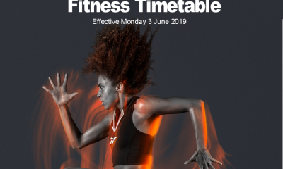 Our new Winter Group Fitness Timetable is heating things up!