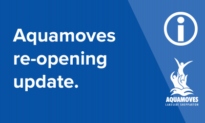 Aquamoves re-opening update