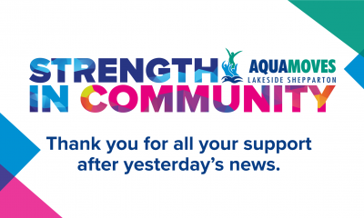 Thank you for your support after yesterday's news