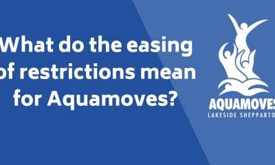 What do the easing of restrictions mean for Aquamoves?