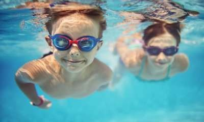 Swimming Lessons are making their long awaited return to Aquamoves!
