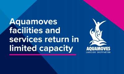 Aquamoves facilities and services return in limited capacity
