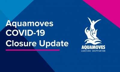 Aquamoves facilities and services to close