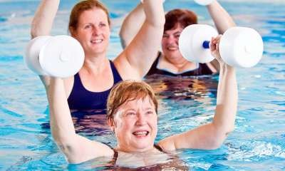 Water Aerobic Classes Cancelled