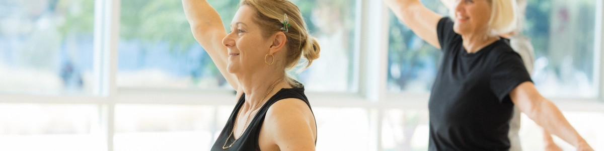 Over 60s Memberships - Group Fitness at Aquamoves